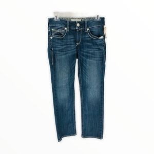 ARIAT Women's 27s 4 Petite Bootcut Western Jeans